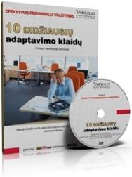 10 didžiausių adaptavimo klaidų