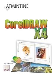 Atmintinė. CorelDRAW X4