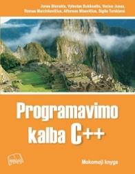 Programavimo kalba C++