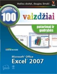 Microsoft Office Excel 2007 vaizdžiai