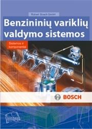Benzininių variklių valdymo sistemos
