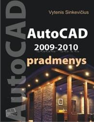 AutoCAD 2009–2010 pradmenys