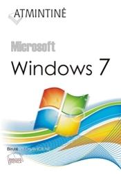 Atmintinė. Microsoft Windows 7