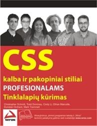 CSS kalba ir pakopiniai stiliai profesionalams