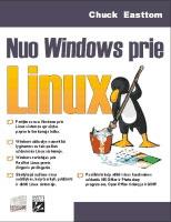 Nuo Windows prie Linux