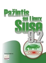 Pažintis su Linux Suse 9.2
