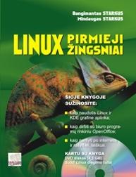 Linux. Pirmieji žingsniai
