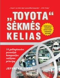 """""""Toyota"""" sėkmės kelias"""