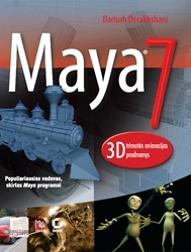 Maya 7 trimatės animacijos pradmenys